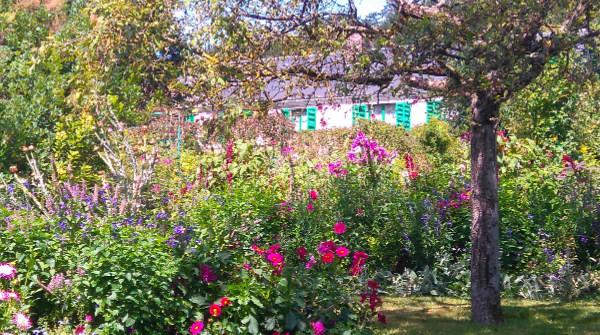 maison et jardin de Monet