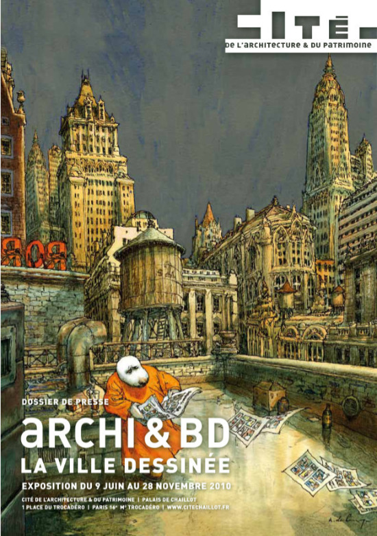expo bd archi paris