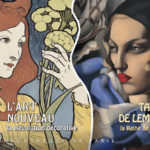 L'ART NOUVEAU & TAMARA DE LEMPICKA