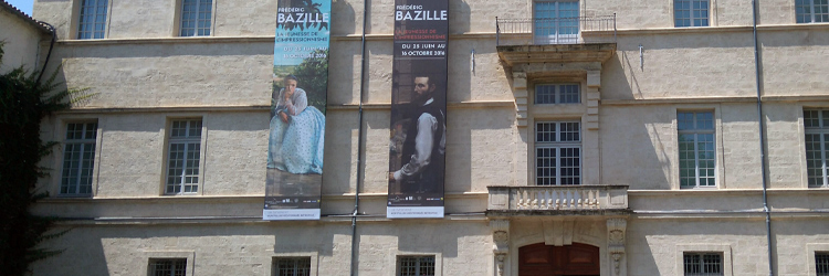 musee fabre bazille