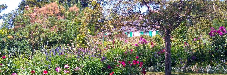 jardin giverny