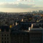 LES TOURS DE  NOTRE-DAME DE PARIS