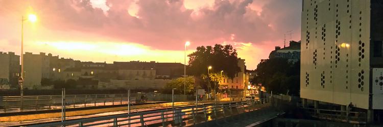 orage montpellier