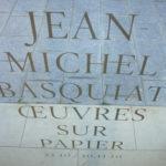 EXPO BASQUIAT PARIS