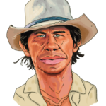 CARICATURES WESTERN