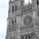 TOURS DE LA CATHEDRALE D'AMIENS