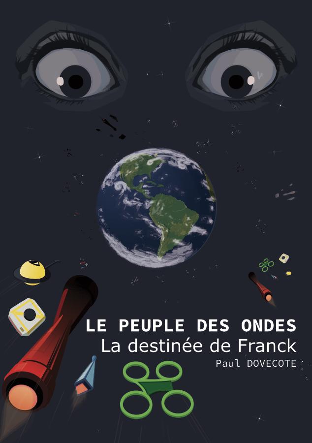 couverture roman sf le peuple des ondes t3