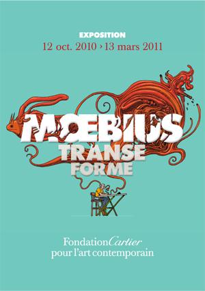 affiche moebius