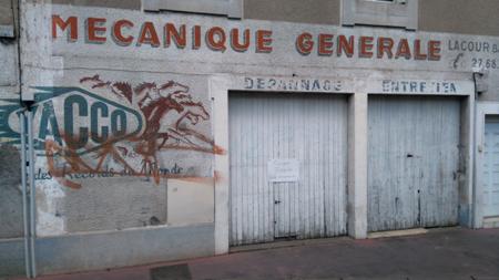 garage rue bugarel