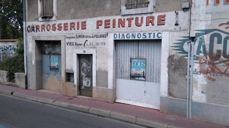 garage rue de bugarel