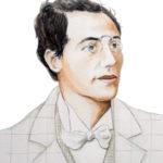 PORTRAIT DE GUSTAV MAHLER