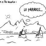 URBAIN A L'ILE MAURICE