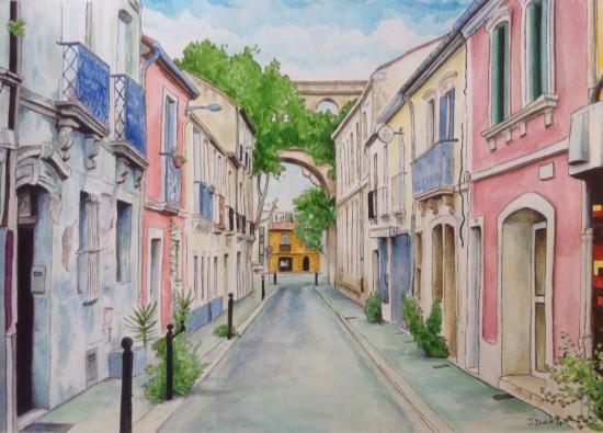 rue marioge montpellier