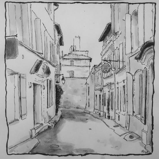 rue diderot arles