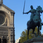 STATUES DE JEANNE D'ARC A PARIS