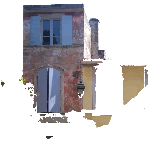 Digital Painting Arles