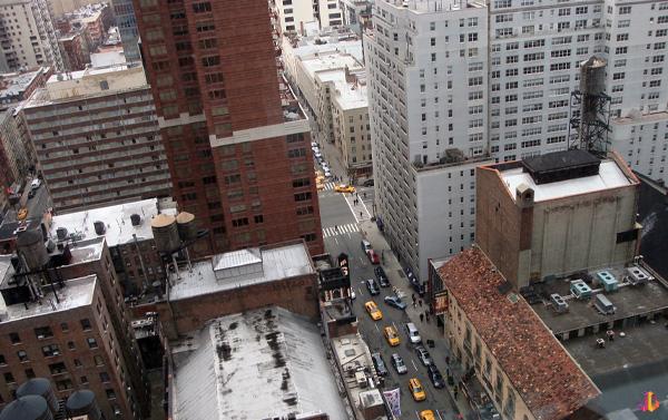 buildings Manhattan