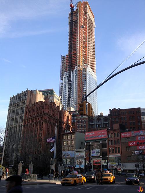 New York Times Building 41 Park Row